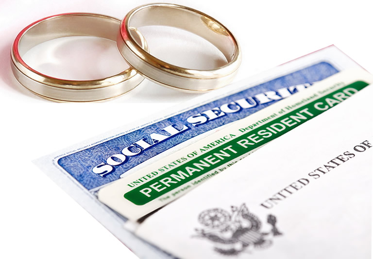 Petición de remoción de condiciones de su residencia sin la firma de su cónyuge