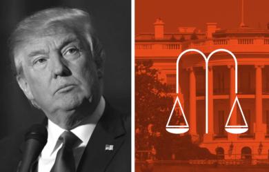 Donald Trump, un año como presidente