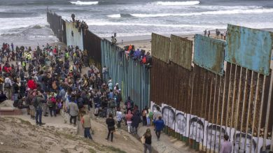 QUE PASARIA SI SE CIERRA LA FRONTERA CON MEXICO?
