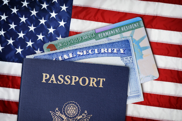 Clases de visas en EEUU