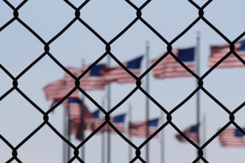 Qué pasa con un menor de edad si es detenido en la frontera con EEUU?